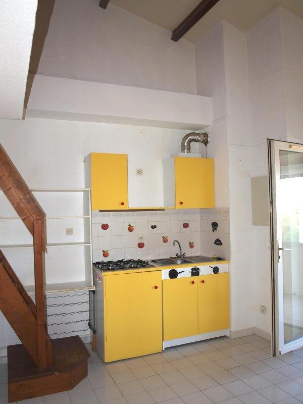 Location a l annee d appartement au cap d agde le tuc for Location appartement avec chambre sans fenetre